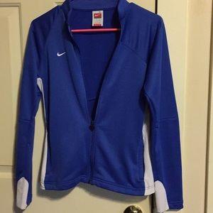 Nike Fit Dri workout jacket size XL
